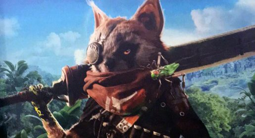 Leak Reveals Open-World Action RPG Starring Furry Creature And Grasshoper