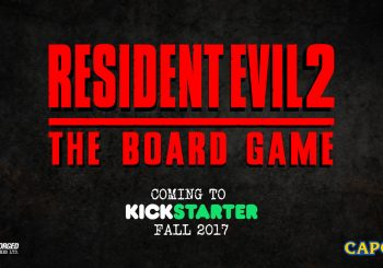 Resident Evil 2 The Board Game Is In Development