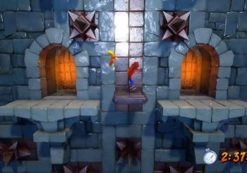 Crash Bandicoot N. Sane Trilogy: How To Get A Platinum Relic In Stormy Ascent
