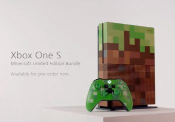 Special Minecraft Xbox One S Console Unveiled