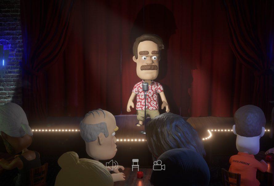 New Comedy Night Update Adds A Quick Menu Option