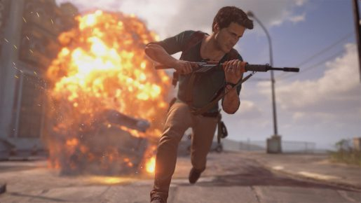 Uncharted 4: A Thief's End Multiplayer Getting Uncharted