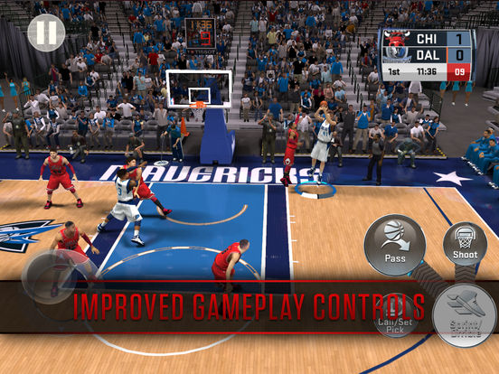 NBA 2K18 Mobile Out Now On iOS - Just Push Start