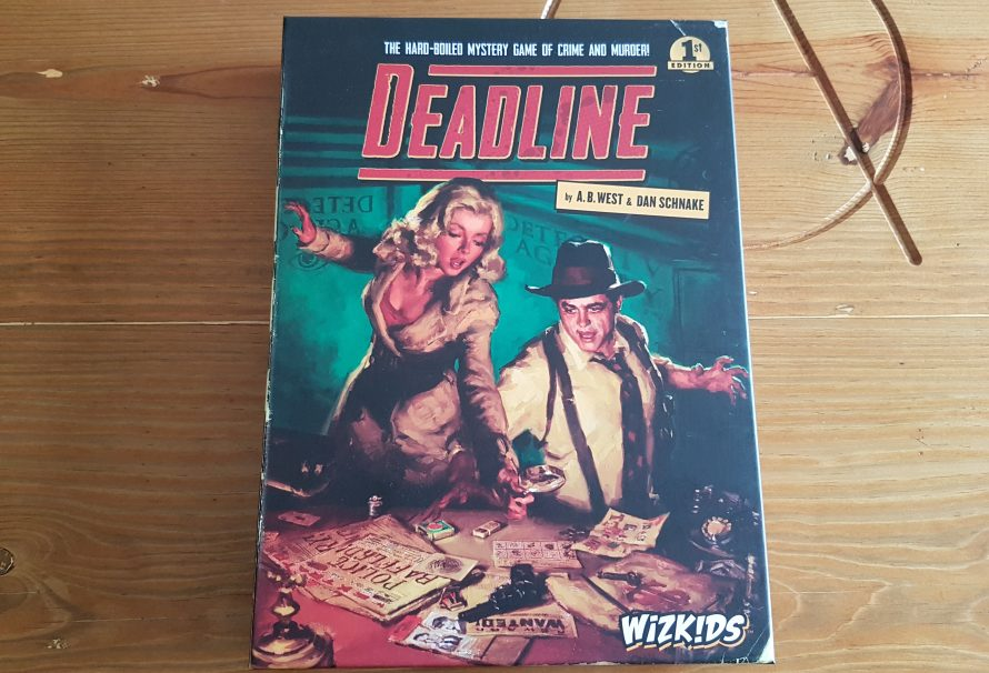 Deadline Review – Noir Detective Mysteries