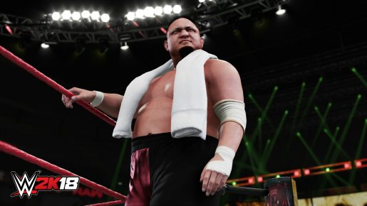 WWE 2K18 To Be Available On PC - Official Details