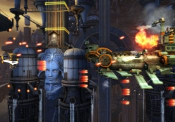 Sine Mora EX release date for the Switch announced