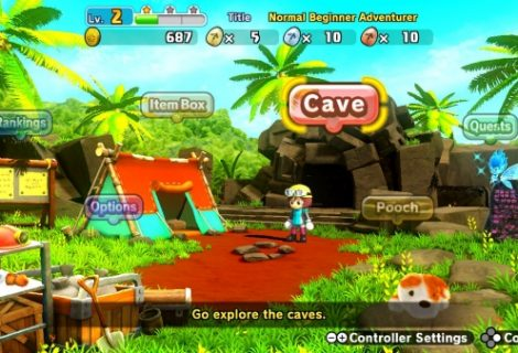 Spelunker Party launches October 19 for Switch and PC