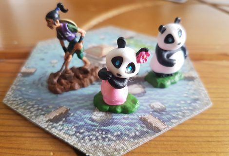Takenoko Chibis (Expansion) Review - More Panda, More Epicness