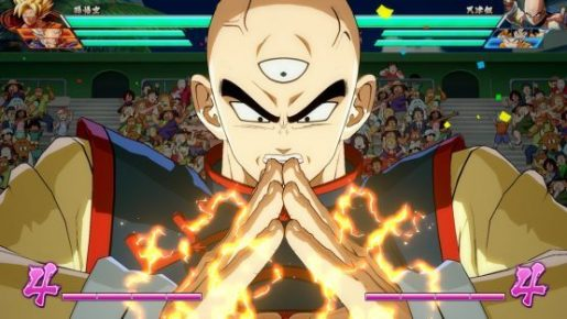 Dragon Ball FighterZ Trailers Show Off Yamcha, Tien, Android 21