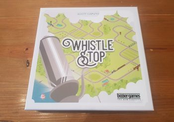 Whistle Stop Review -  Awesome When Played Full Steam Ahead