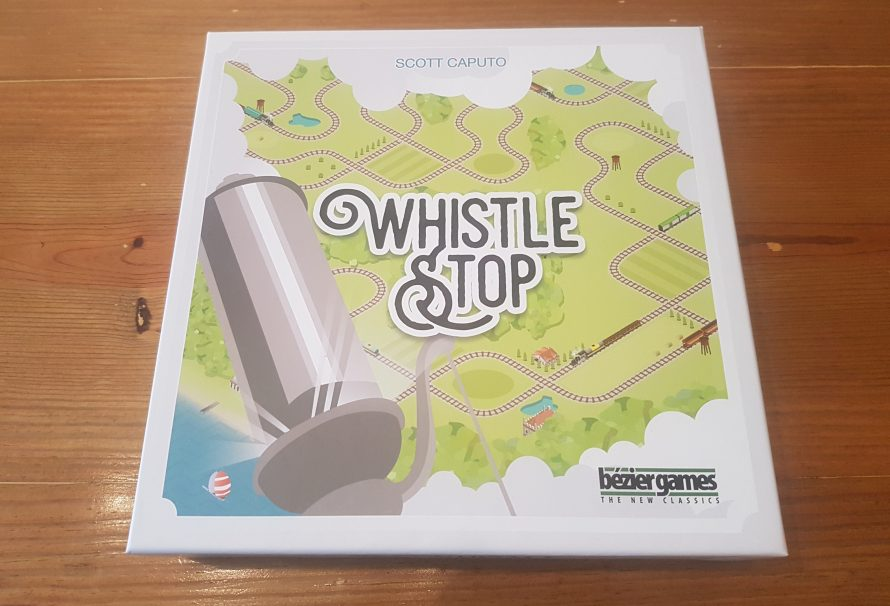 Whistle Stop Review –  Awesome When Played Full Steam Ahead