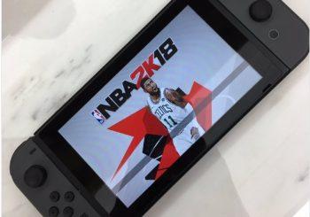 Kyrie Irving Dons Boston Celtics Gear In New NBA 2K18 Image