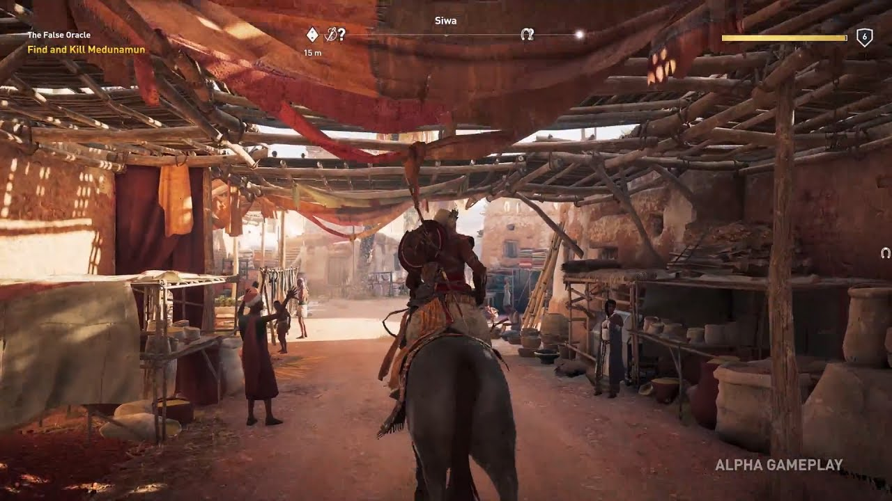 Assassin S Creed Origins Review Just Push Start
