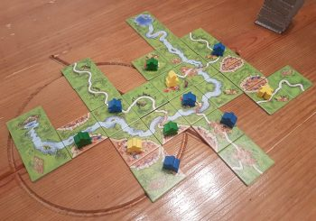 Carcassonne Big Box 2017 Review - Mini Expansions Major Fun