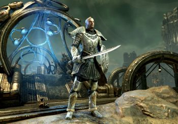 The Elder Scrolls Online To Get Xbox One X Enchancements