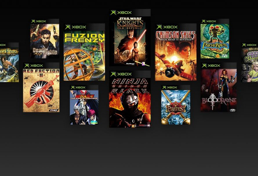 Rumor: First Batch Of Original Xbox Backwards Compatible Games Revealed