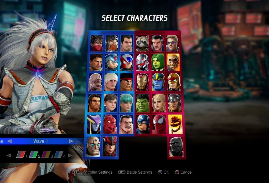 marvel vs. capcom infinite will be free to play this week for some