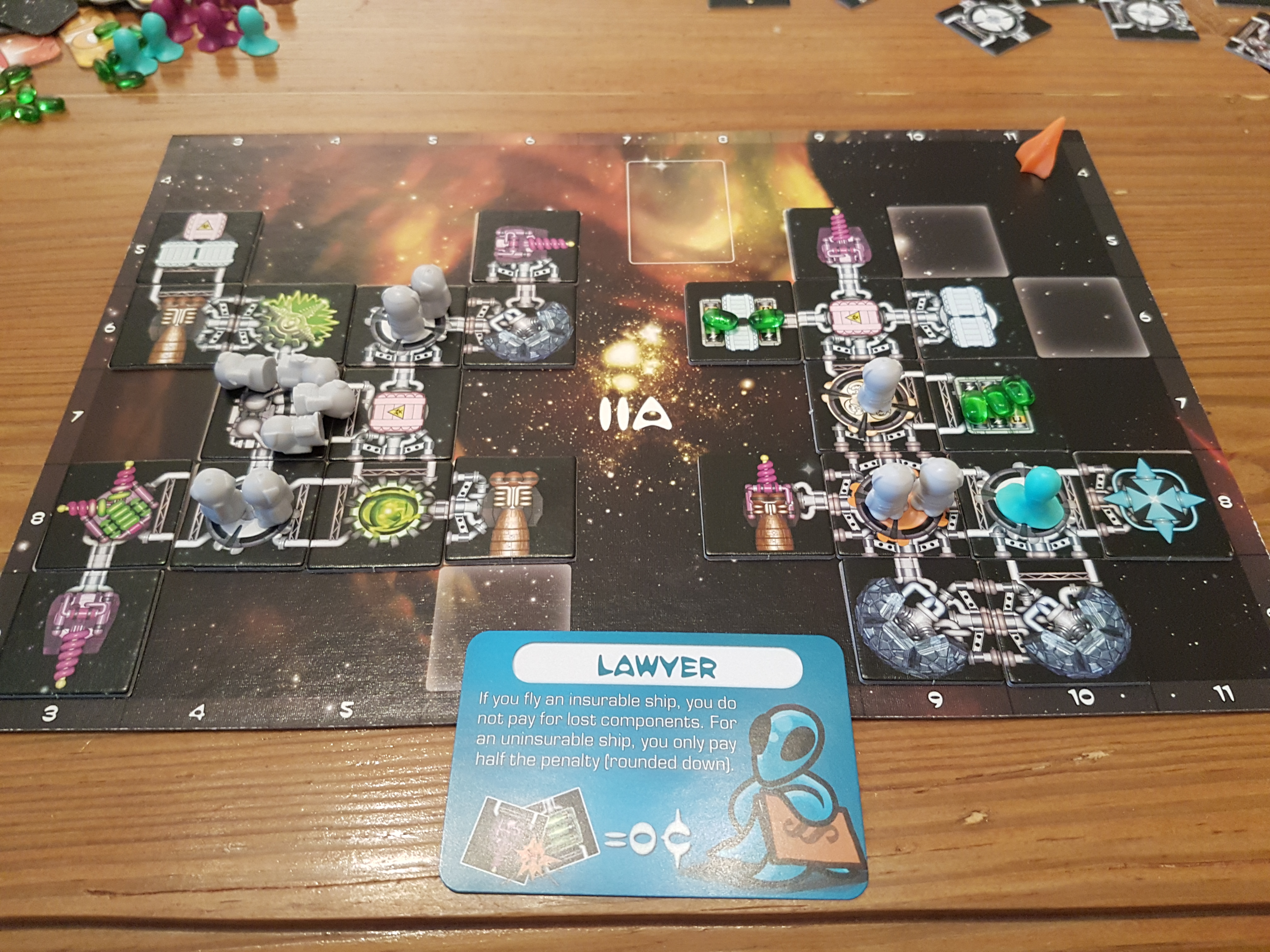 The Big Expansion Galaxy Trucker