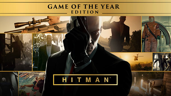 Hitman: Game of the Year Edition announced