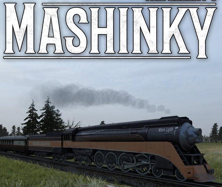 Mashinky Preview