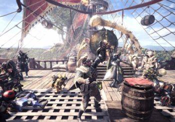 Monster Hunter: World PS4-only beta begins this December