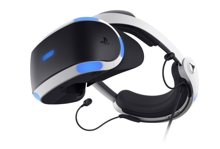 Sony Announces Updated PlayStation VR Headset