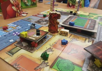 Terror In Meeple City Review - Terrifyingly Fun Destruction