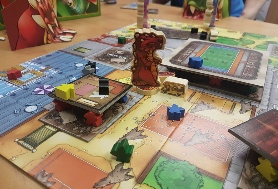 Terror In Meeple City Review – Terrifyingly Fun Destruction