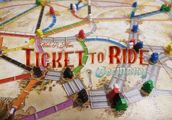 Ticket To Ride Germany Review - A Wunderbar Experience