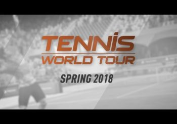 First Footage Revealed For Tennis World Tour
