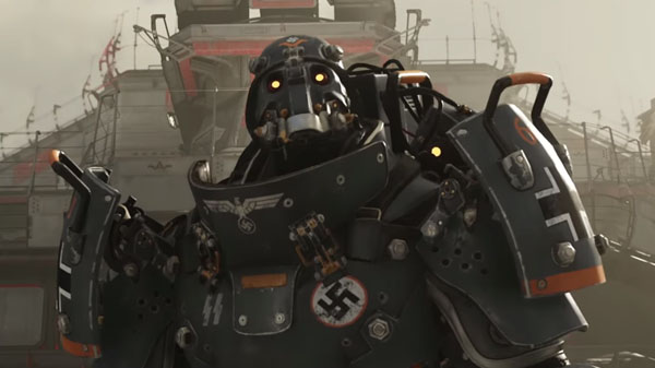 Wolfenstein II: The New Colossus Launch Trailer released