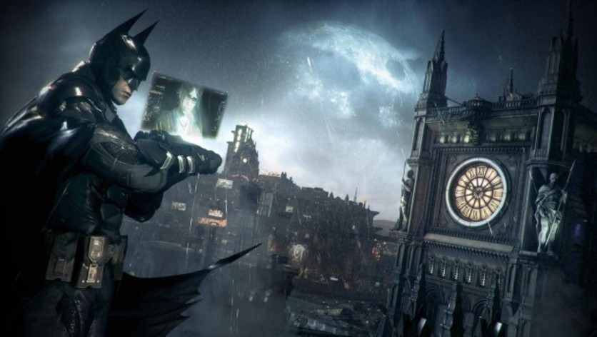 Batman Arkham Dev Could Be Working On Something Big