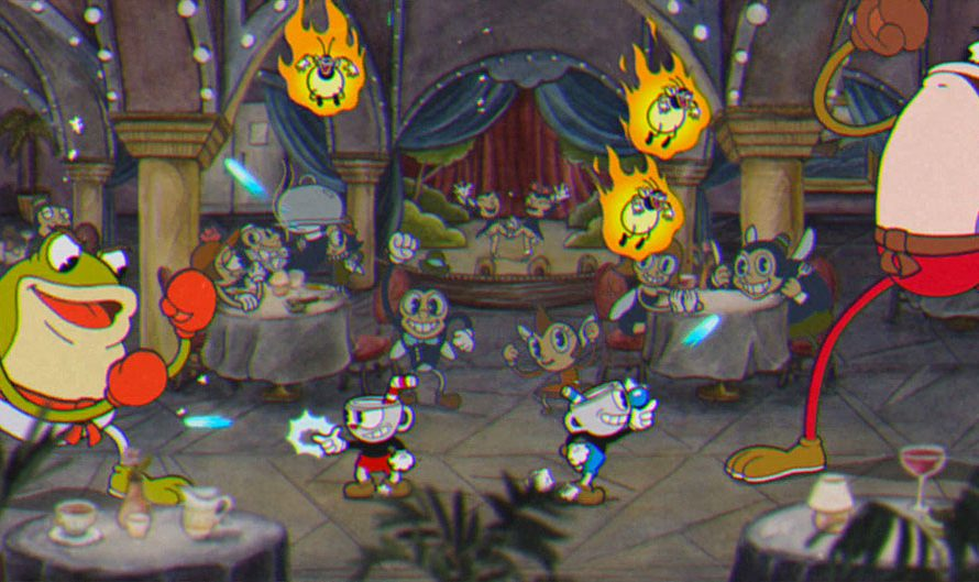Best Xbox One Exclusive Of 2017 – Cuphead