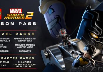 LEGO Marvel Super Heroes 2 Season Pass Announced