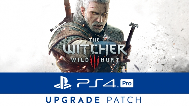 The Witcher 3: Wild Hunt Gets A PS4 Pro Update Patch