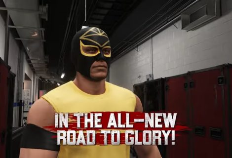 2K Reveals New WWE 2K18 'Road To Glory' Online Mode