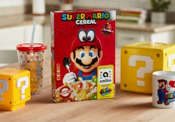 Official Super Mario Cereal Is Being Released Later This Month