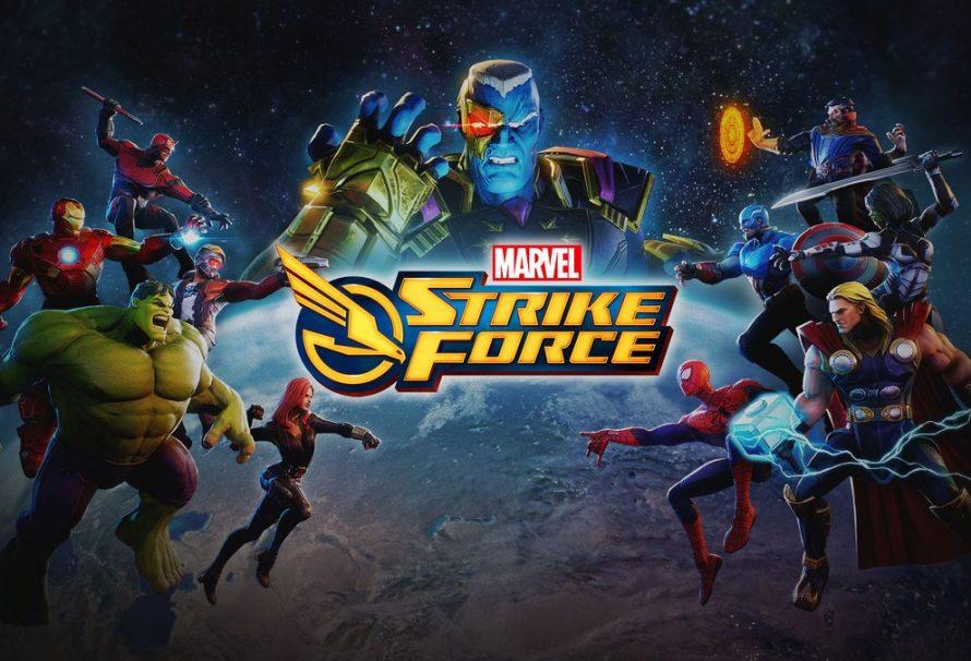 New Mobile Game Marvel Strike Force Is Revealed