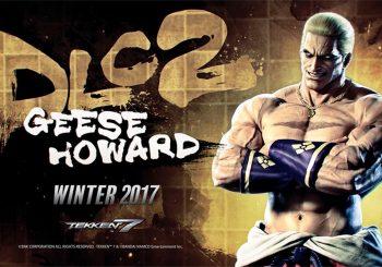 Geese Howard Tekken 7 DLC Lands A Release Date