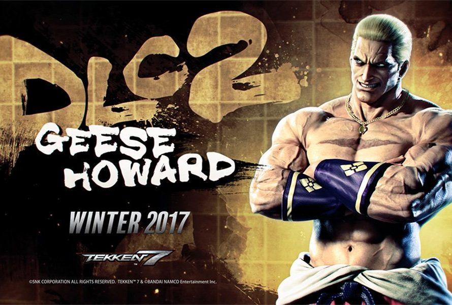 Geese Howard Tekken 7 DLC Lands A Release Date - Just Push Start