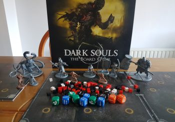 Dark Souls The Board Game Review - Prepare To Die By Dice