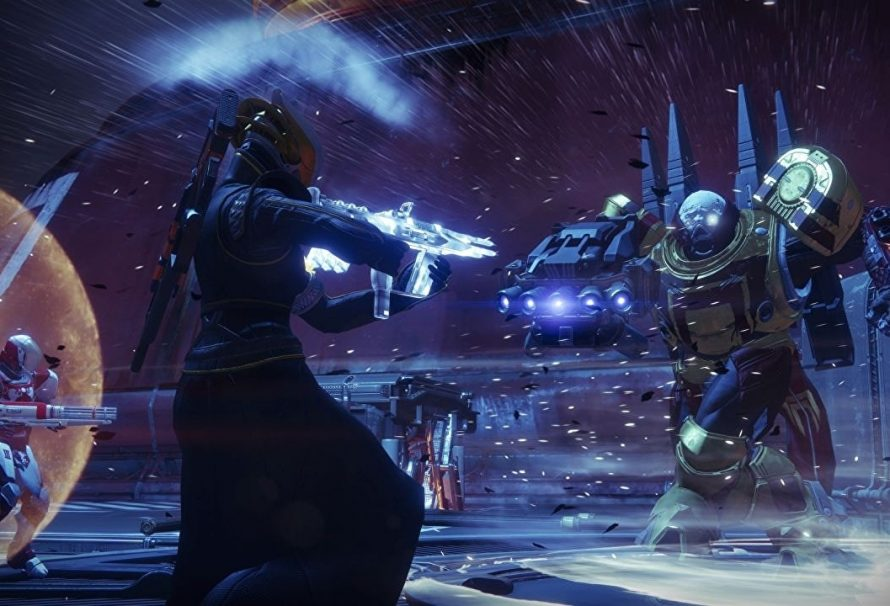 The Most Disappointing Game of 2017 – Destiny 2