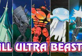 Pokemon Ultra Sun & Ultra Moon Guide - Ultra Beasts Locations