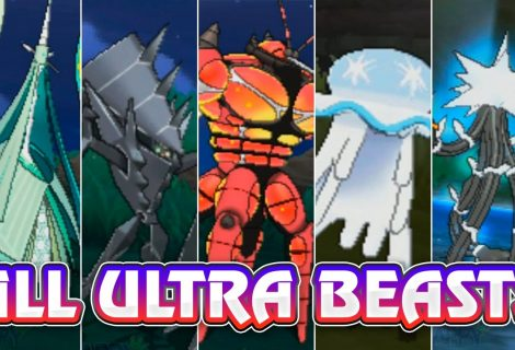 Pokemon Ultra Sun & Ultra Moon Guide - Ultra Beasts Locations