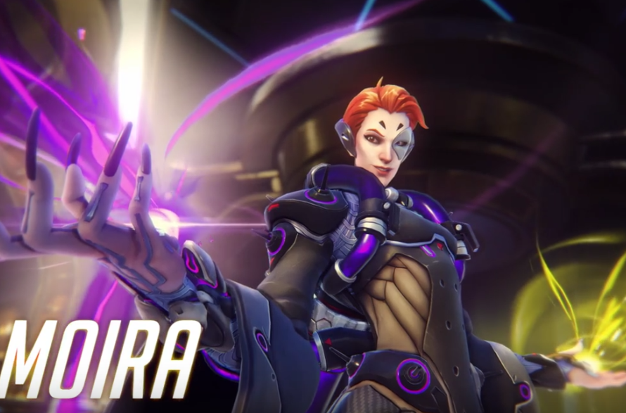 Overwatch Is Getting A New Character Called Moira