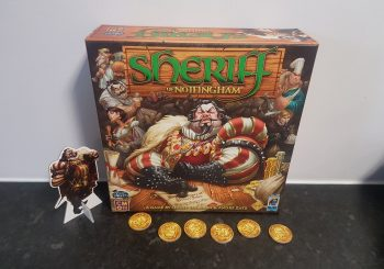 Sheriff of Nottingham Review - Bluffing Brilliance