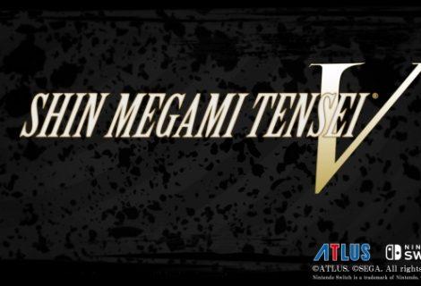 Shin Megami Tensei V announced for North America