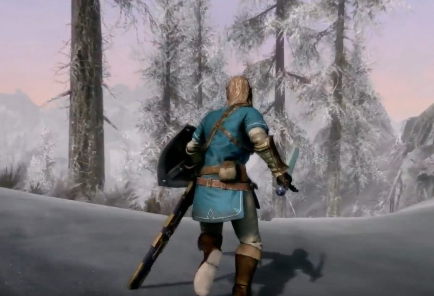Skyrim for Switch now available for pre-load