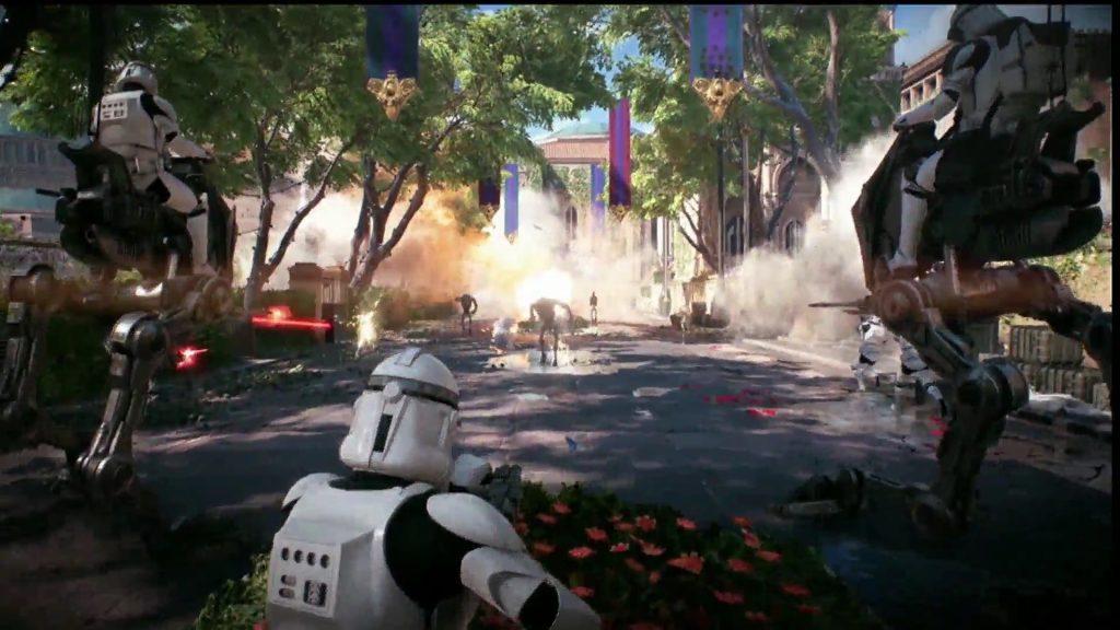 star wars battlefront 2 PlayStation Plus