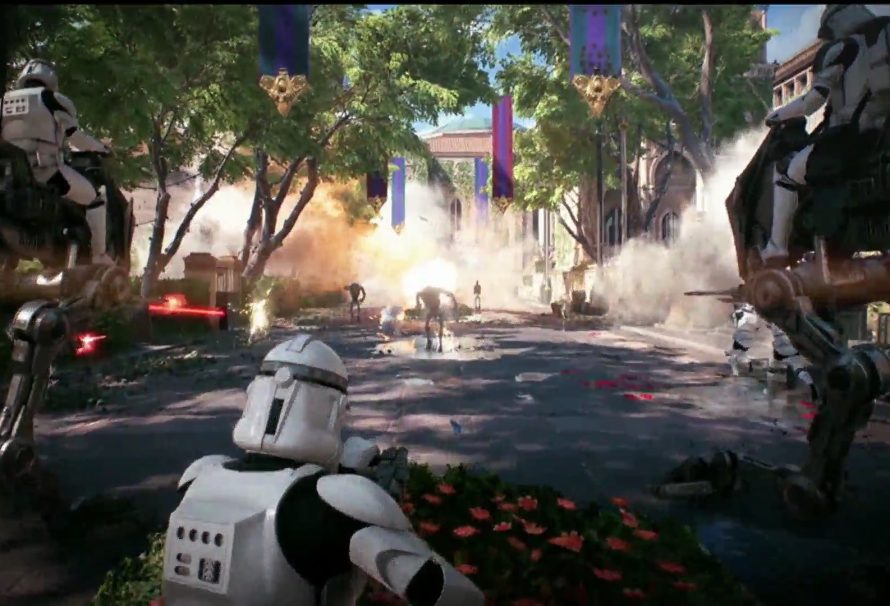Star Wars Battlefront 2 Sales Are Far Lower Than Its Predecessor